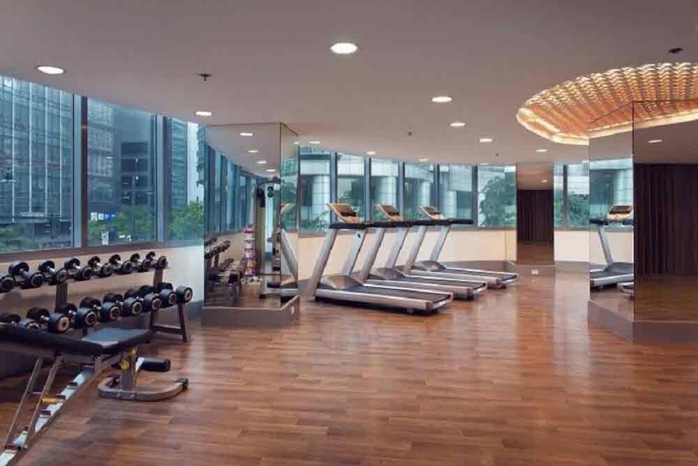 Vista Suarez Cebu - Fitness Gym