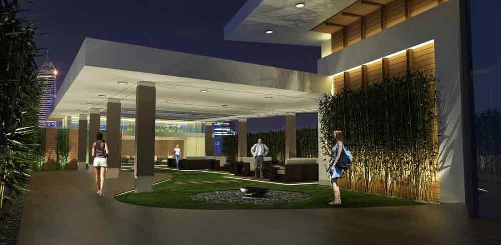 Vista Suarez Cebu - Retail Area