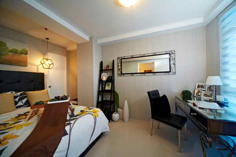 The Americana Residences - Bedroom Interior