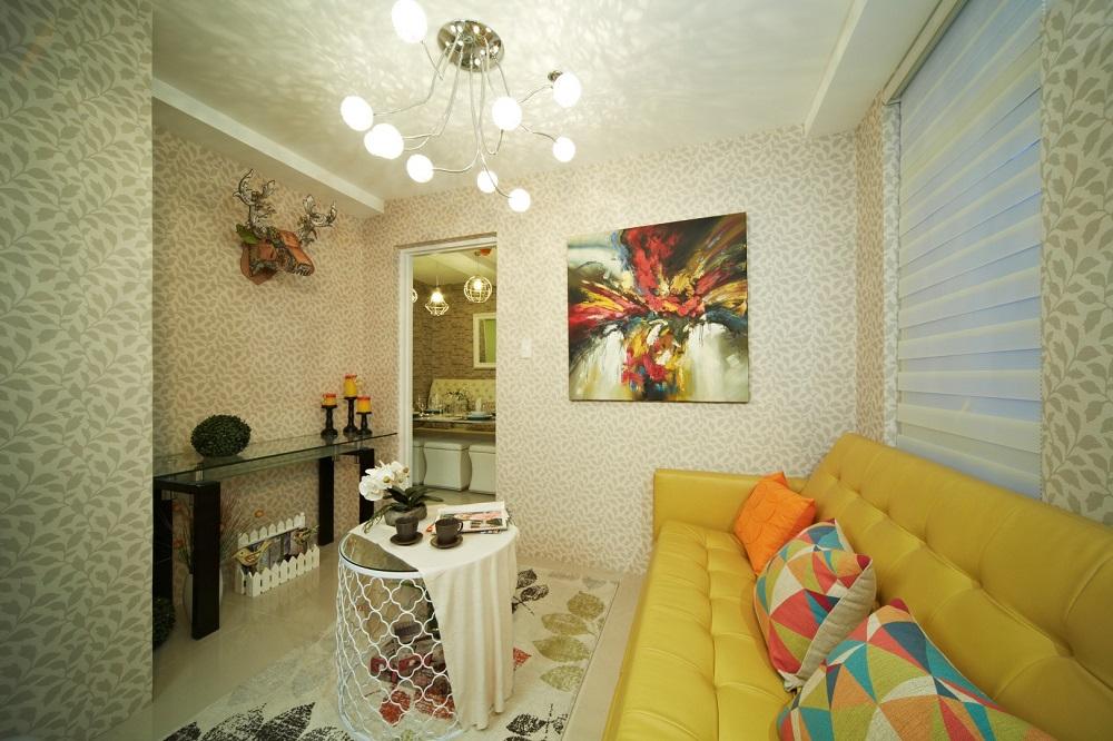 The Americana Residences - Living Area