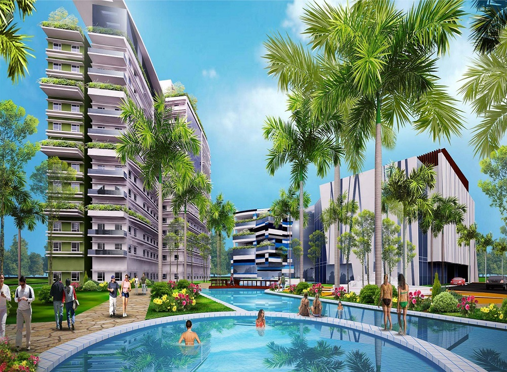 The Americana Residences - Swimming Pool