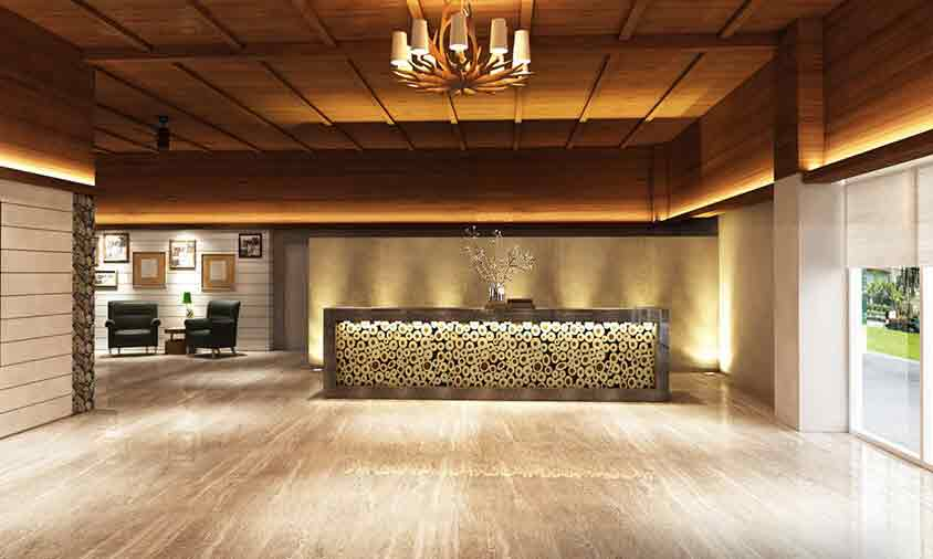 Cool Suites - Lobby