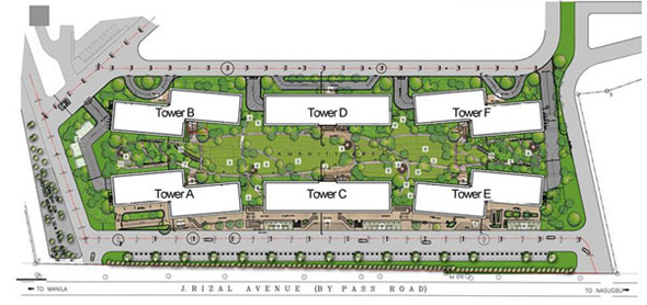 Cool Suites - Site Development Plan