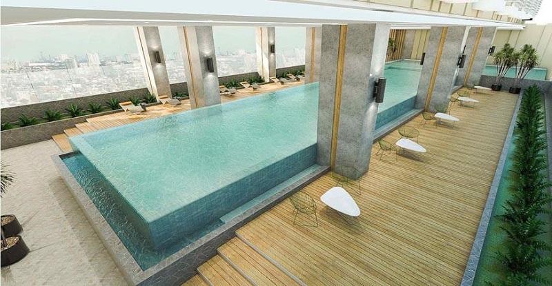 3 Torre Lorenzo  - Swimming pool