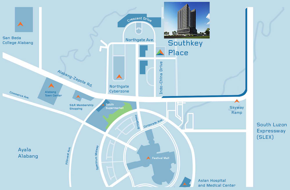 Southkey Place - Site Development Plan