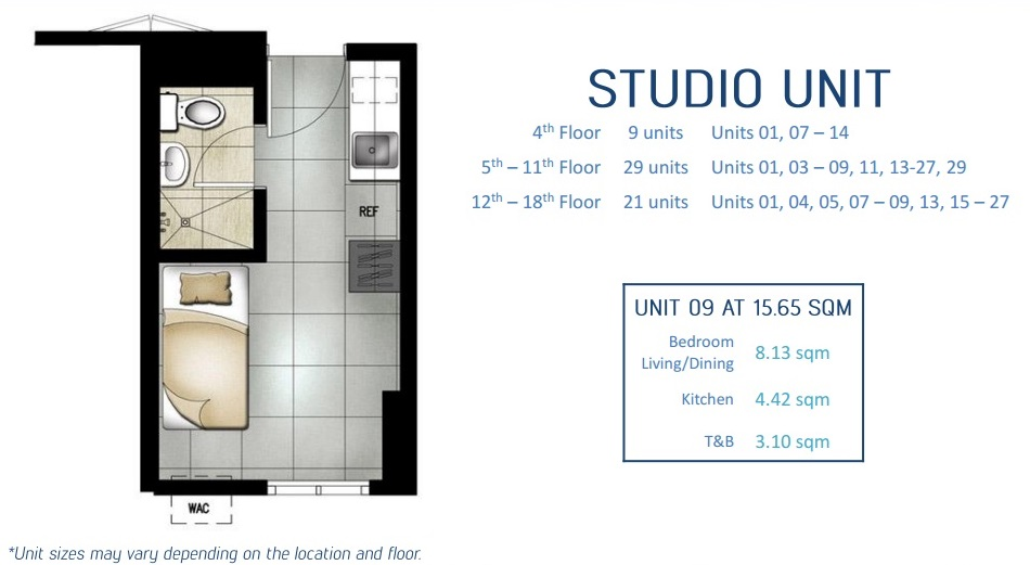 Southkey Place - Studio Unit