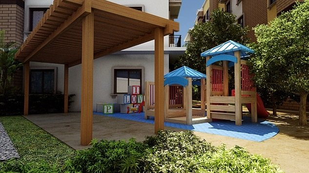 Casa De Sequoia - Play Area