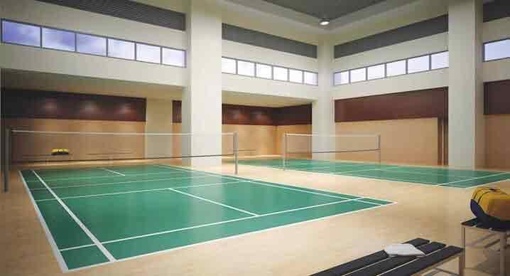 Victoria De Manila 2 - Badminton Courts