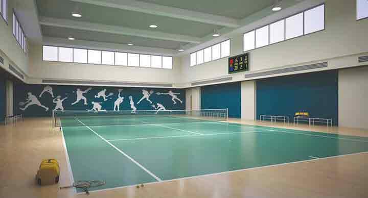 Victoria De Manila 2 - Tennis Court