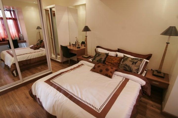 Victoria De Manila 2 - Bedroom