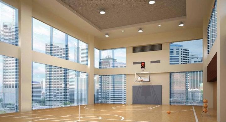 Victoria De Manila 2 - Basketball Court