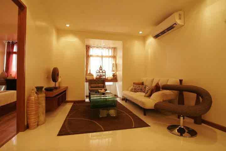 Victoria De Manila 2 - Living Room