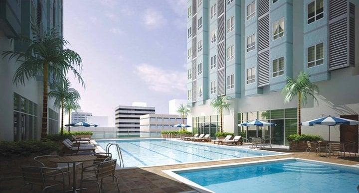 Victoria De Manila 2 - Swimming Pool / Lap Pool