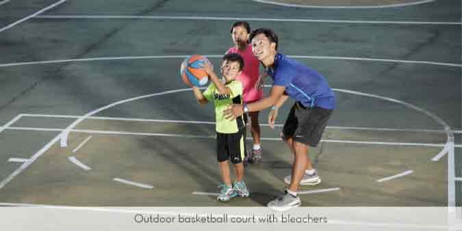 Priveya Hills - Basketball Court