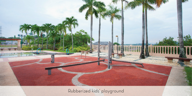 Pristina North Residences - Kids Playground