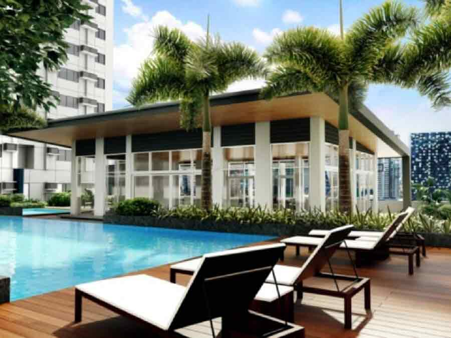 Avida Towers Turf BGC - Clubhouse and Pool Area