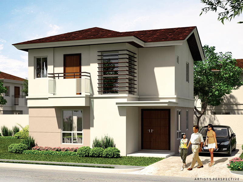 Hillcrest Estates Nuvali  - Chloe Model