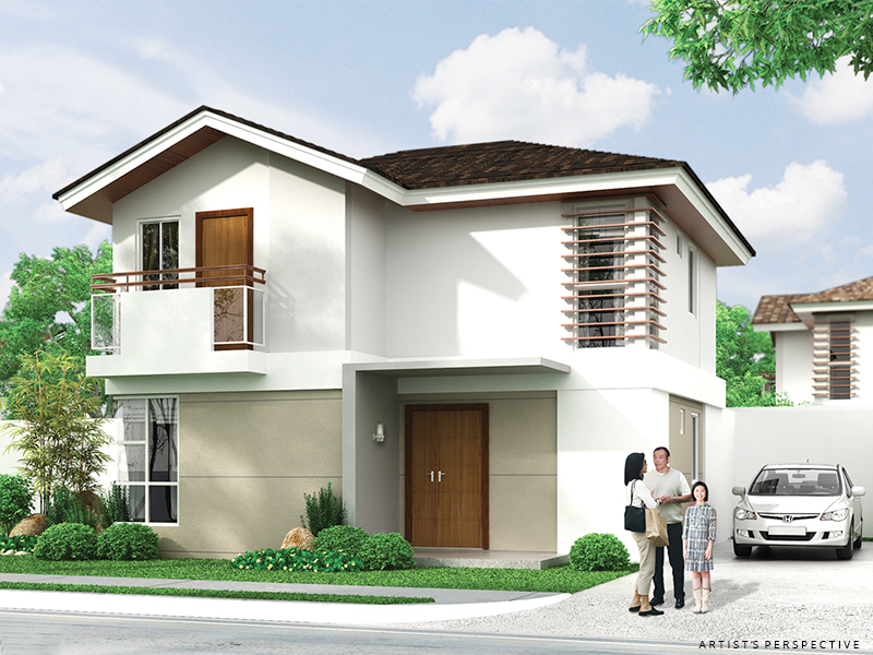 Hillcrest Estates Nuvali  - Daphne Model