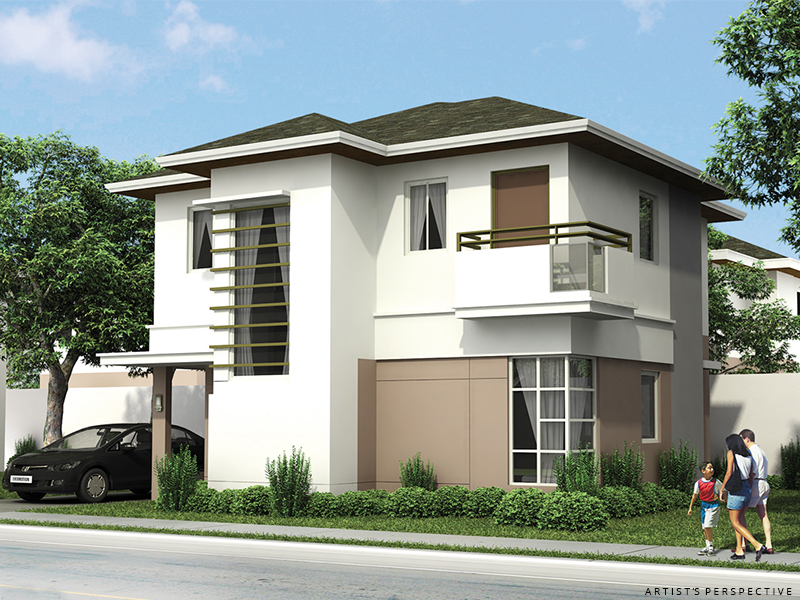 Hillcrest Estates Nuvali  - Holly Model