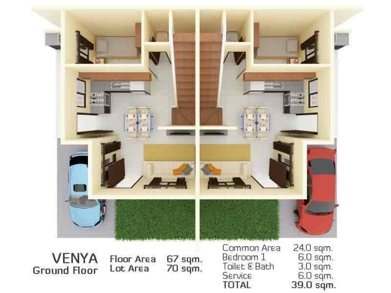 Almiya - Venya 2nd Floor