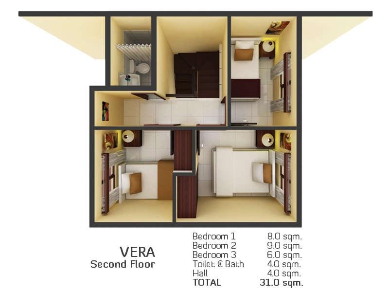 Almiya - Vera - 2nd Floor