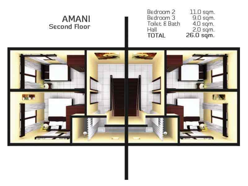 Almiya - Amani Second Floor
