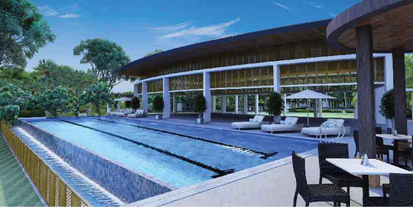 Amoa Cebu - Lap Pool