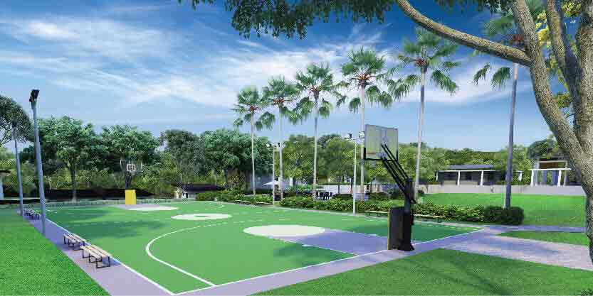 Amoa Cebu - Basketball Court