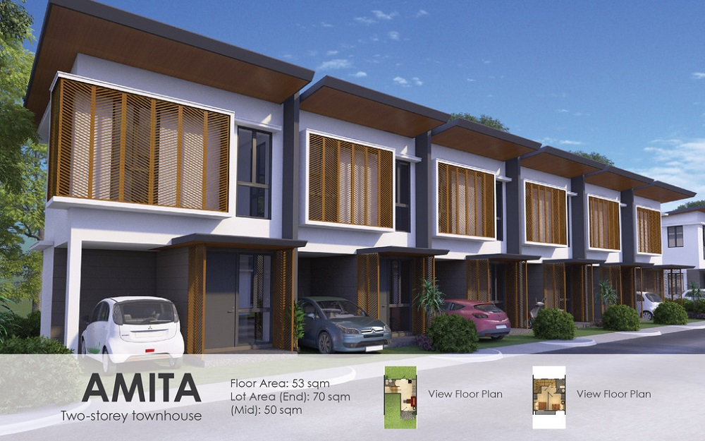 Amoa Cebu - Amita Model House