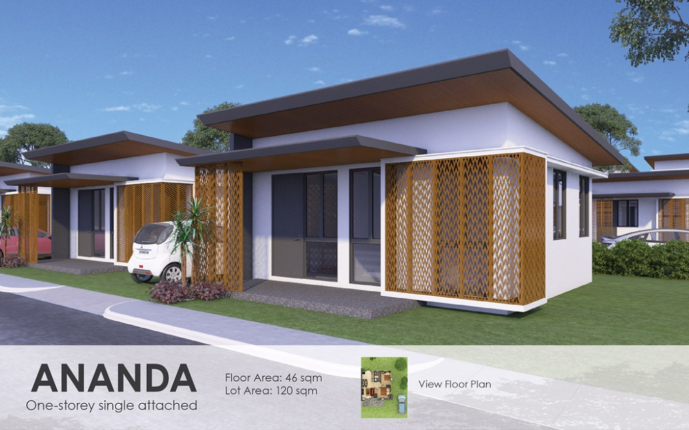 Amoa Cebu - Ananda Model House