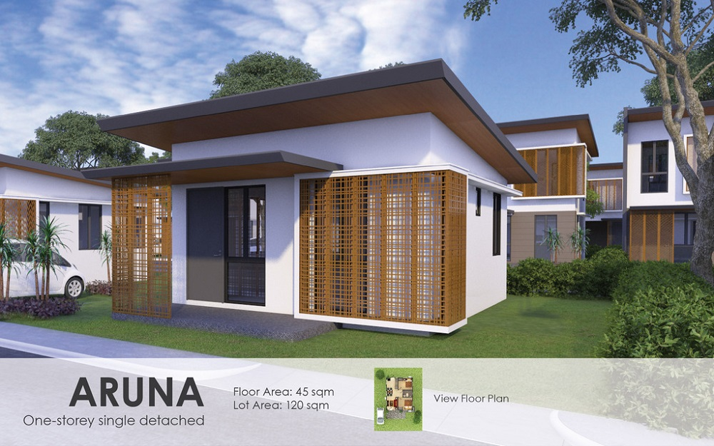 Amoa Cebu - Aruna Model House