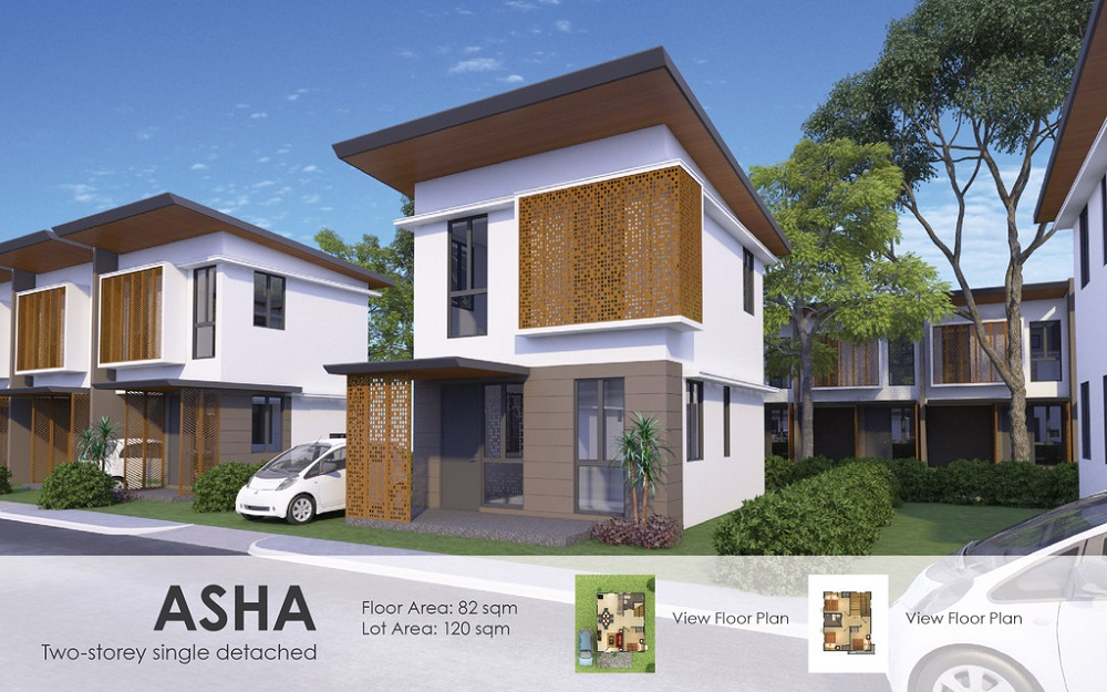 Amoa Cebu - Asha Model House