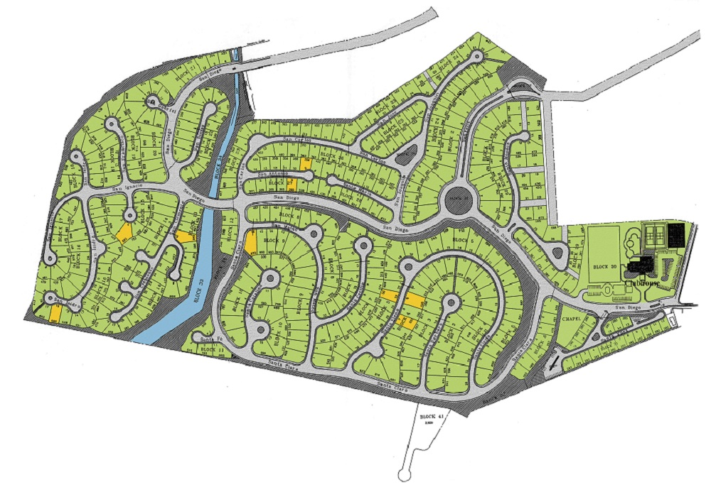Stonecrest - Site Development Plan