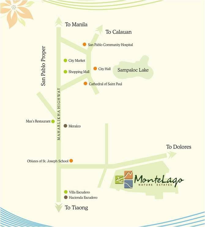 Montelago Nature Estates - Location & Vicinity