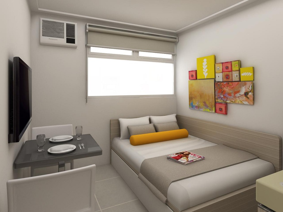 Urban Deca Towers EDSA - Bedroom Interior