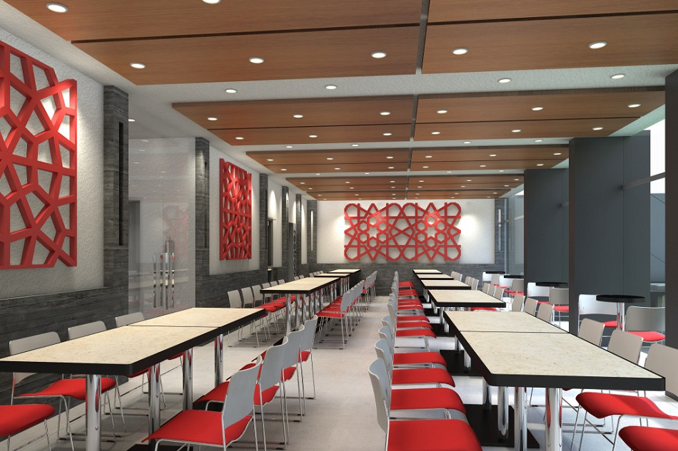 Urban Deca Towers EDSA - Dining Area