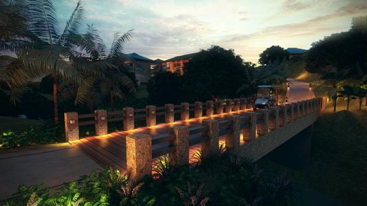 Anya Resort And Residences - Entrance Gate