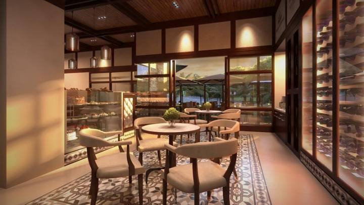 Anya Resort And Residences - Dining Area