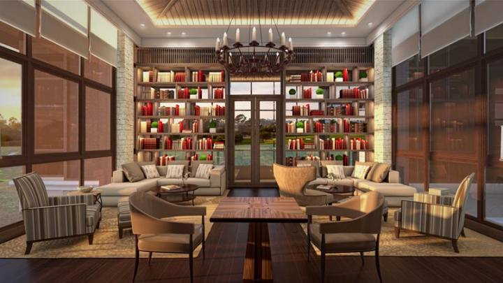 Anya Resort And Residences - Living & Dining Area