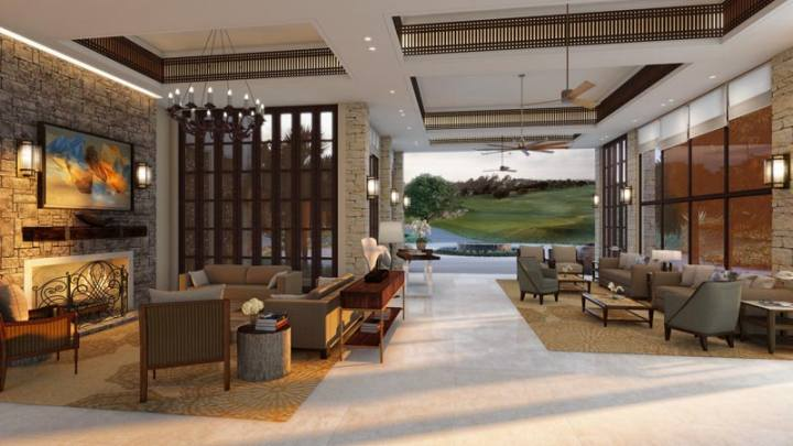 Anya Resort And Residences - Reception Area