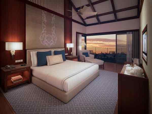 Anya Resort And Residences - Bedroom