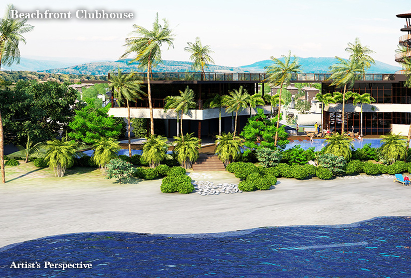 Seafront Residences - Clubhouse