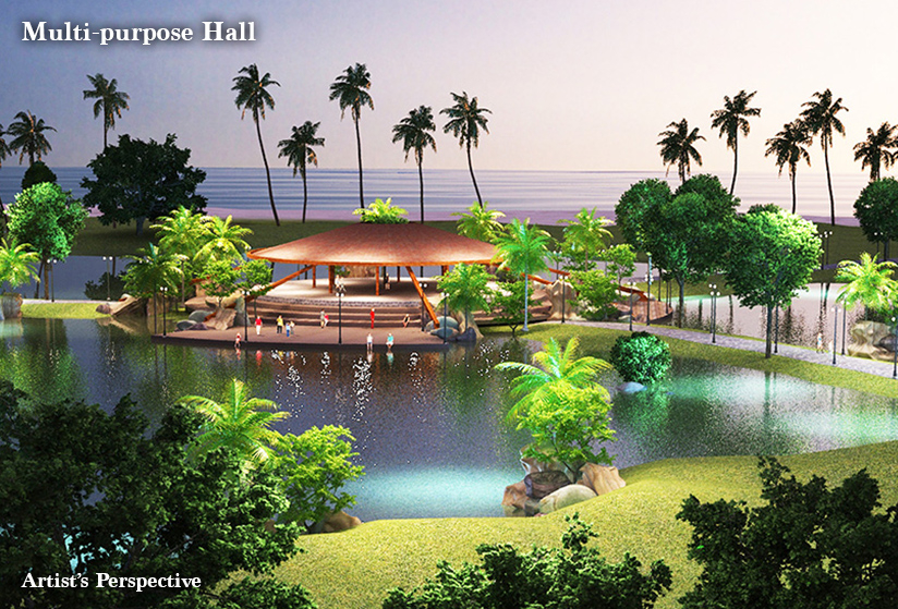 Seafront Residences - Multi Purpose Hall