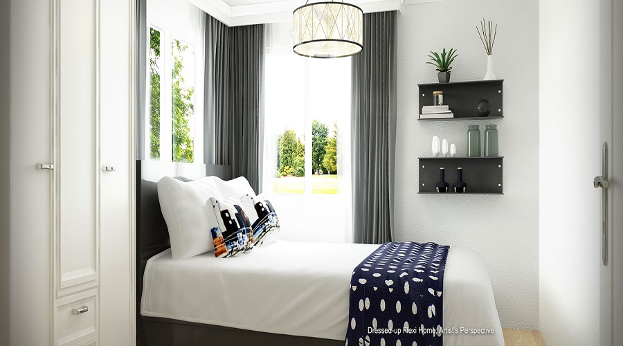 SMDC Cheerful Homes - Bedroom