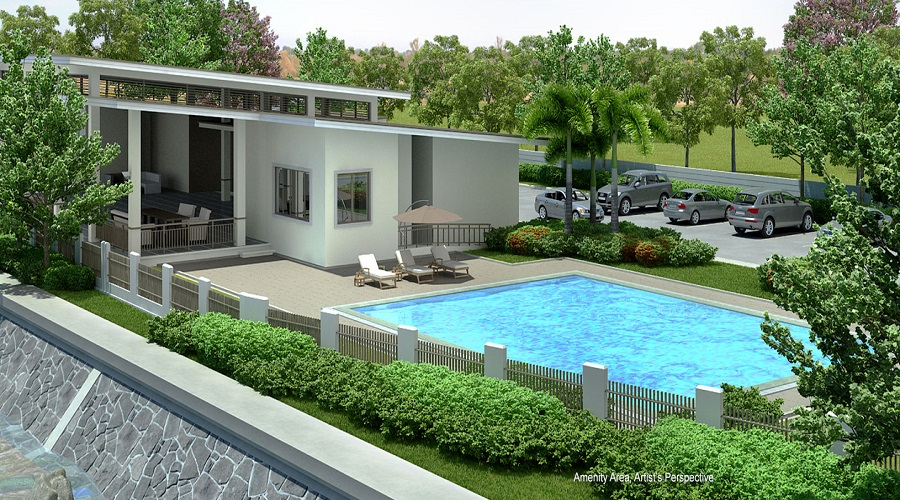 SMDC Cheerful Homes - Swimming Pool