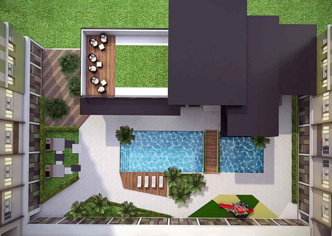 Verde Spatial - Amenity Area