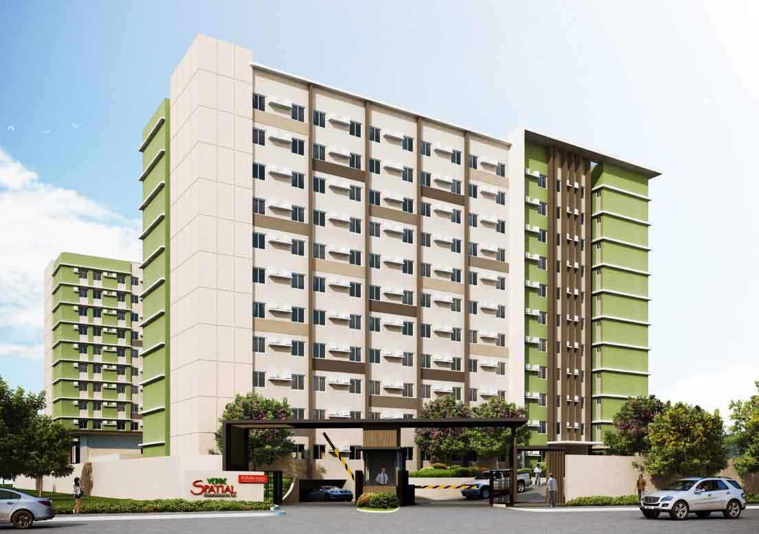 Verde Spatial - Building Facade