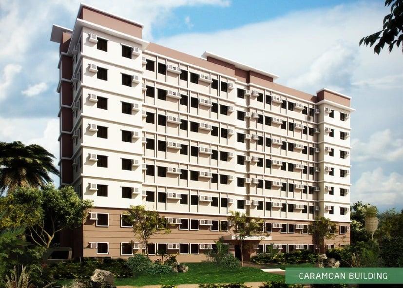 Moldex Residences Valenzuela - Caramoan Building