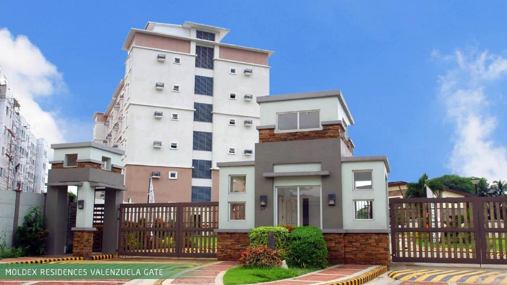 Moldex Residences Valenzuela - Main Entrance Gate