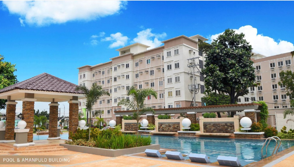 Moldex Residences Valenzuela - Pool and Amanpulo Building